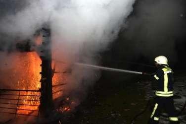 Sevnica požar