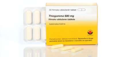 Diabetes, okvare živčevja, zdravljenje