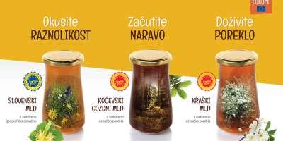 Naj najde mesto tudi na vaši mizi med slovenskih čebelarjev!