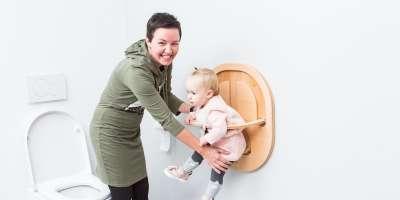 V Europarku poenostavljeno nakupovanje staršem z majhnimi otroki