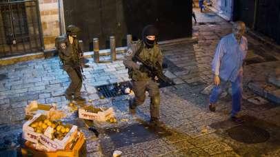 Izrael znova pretresa niz napadov