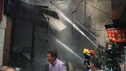 V eksploziji plina na Kitajskem 17 mrtvih