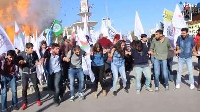 VIDEO: Trenutek, ko je v Ankari eksplodirala bomba in ubila najmanj 30 ljudi