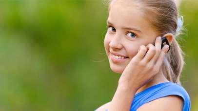 Prvi koraki v šolo – prvi telefon?