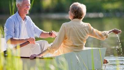 Zdrav način življenja in vitalnost tudi v starosti