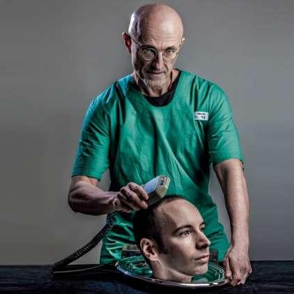 Kirurg trdi, da bo lahko kmalu presadil zamrznjene možgane