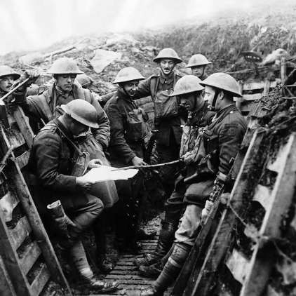 Danes spopad nemških in italijanskih enot pri Kolovratu
