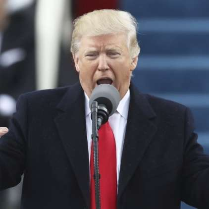 Trump za francoske tolmače nerešljiva uganka