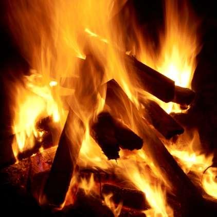 Vedeževanje: Prihodnost v plamenih