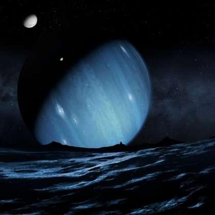 Pomagajte Nasi pri iskanju skrivnostnega devetega planeta