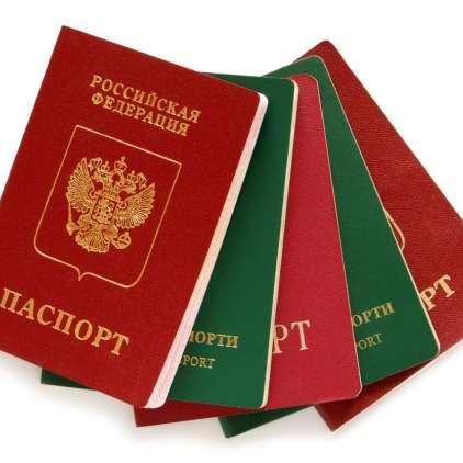 Ste vedeli, da obstajajo samo 4 barve potnih listov?