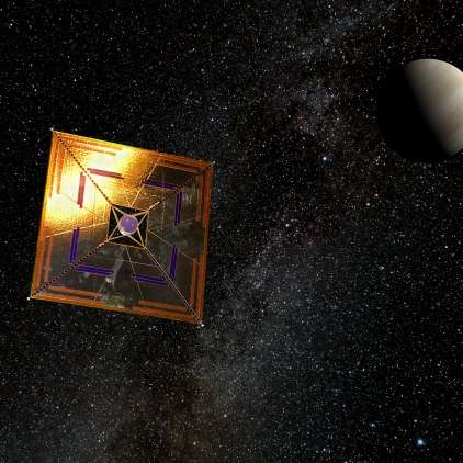 Signali iz vesolja »izpušni plini« Nezemljanov?
