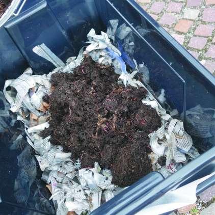 Kako do življenja in vrtnarjenja »brez odpadkov«?