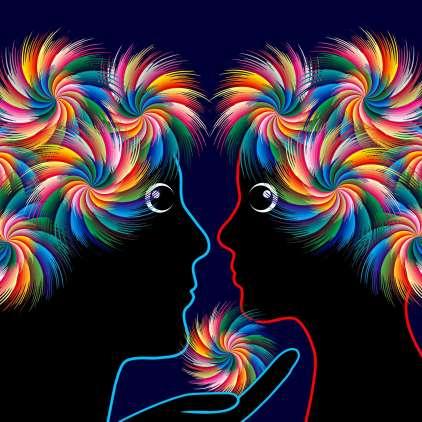Združenje z dušo dvojčico