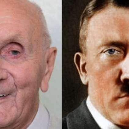 Je Hitler res pobegnil v Argentino? Ta starostnik trdi, da je on. Da je Adolf Hitler