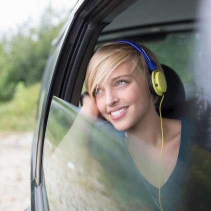Ohladite razgret avto v le nekaj sekundah