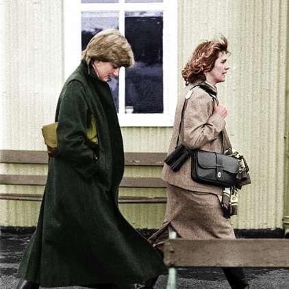 Diana opisana kot naivna in nezrela