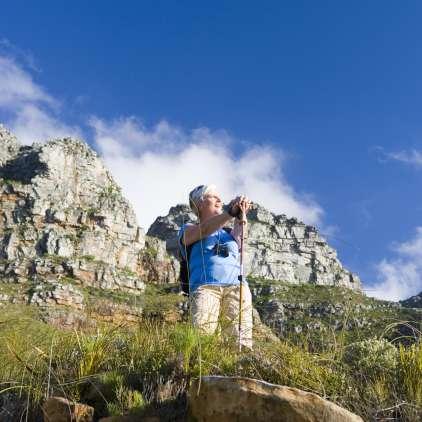 Prebudite svoje telo na gorskem zraku