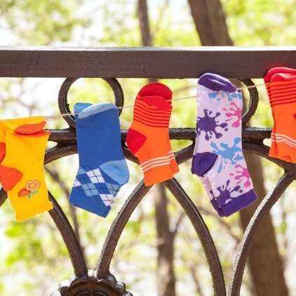 Da nogavice nikoli več ne bodo ostale brez para po pranju