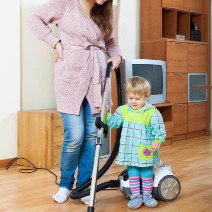 Dober načrt za vedno čist in pospravljen dom