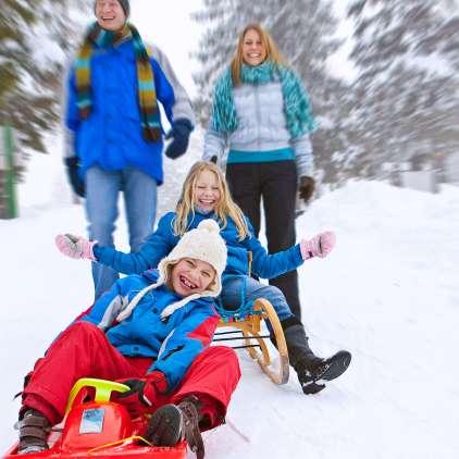 Pripravite telo in opremo na snežne radosti