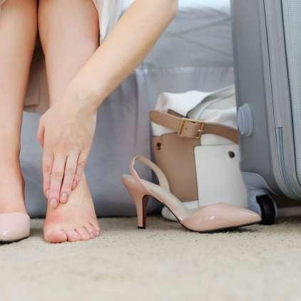 Zdravju nevarna obutev in perilo