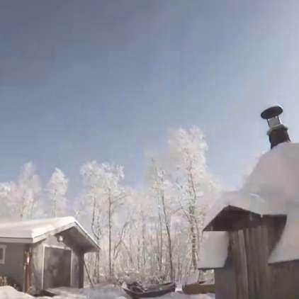 VIDEO: Osupljiv posnetek meteorja, ki je laponsko noč spremenil v dan