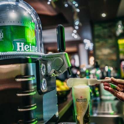 Heineken afterwork petki v decembru