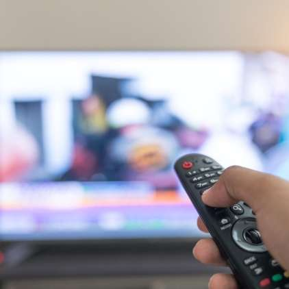 Nič več seksa in slabih navad na televiziji