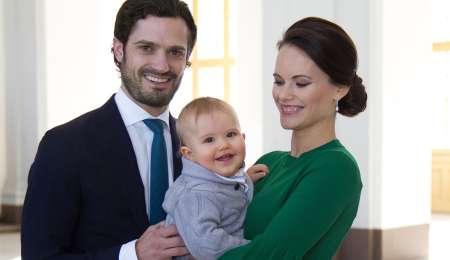Princesa Sofia je spet noseča