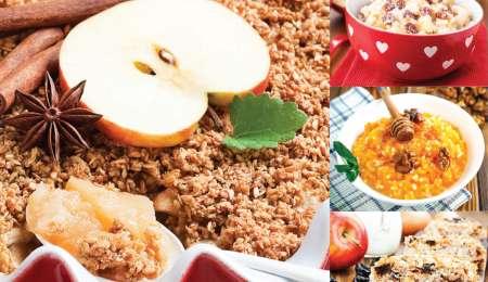 Šola zdrave prehrane: zajtrk za junake