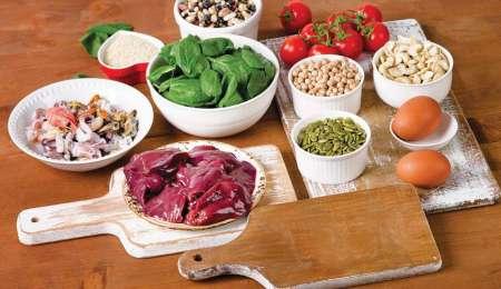 Železo, dvorezni meč v prehrani