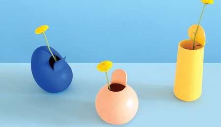 Olupljene vaze