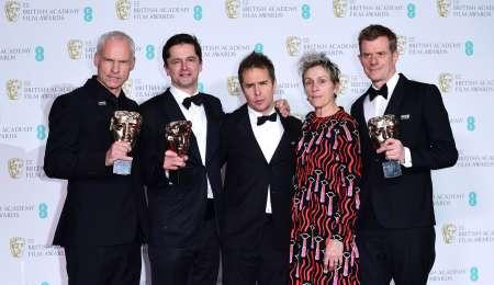 Nagrado bafta za najboljši film prejel Trije plakati pred mestom