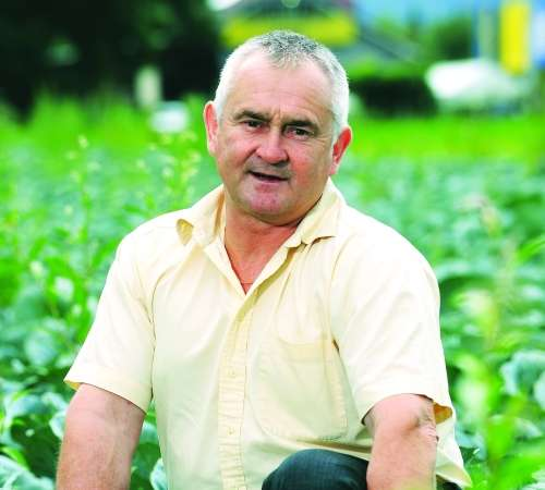 Anton Medved, predsednik sindikata kmetov: