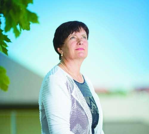 Darinka Strmole, zdravnica in bioresonančna terapevtka