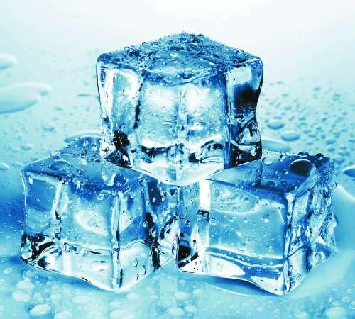 Odstranjevanje maščobe z ledom