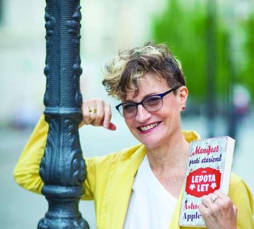 Ashton Applewhite, ženska aktivistka in pisateljica