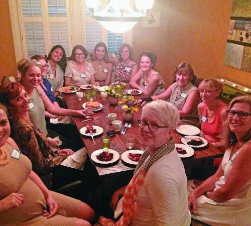Večerje za ženske