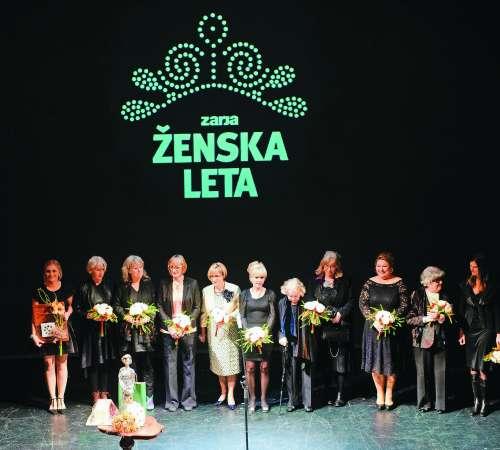 Znani Slovenci in Slovenke o Ženski leta 2017