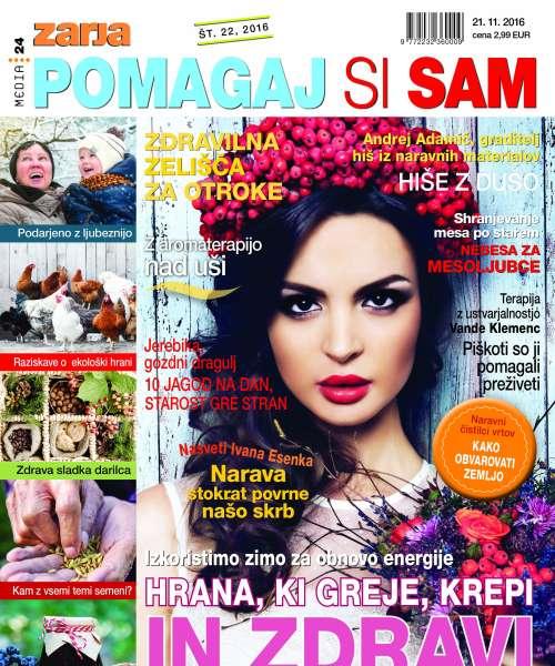 V prodaji je zimska številka revije Pomagaj si sam
