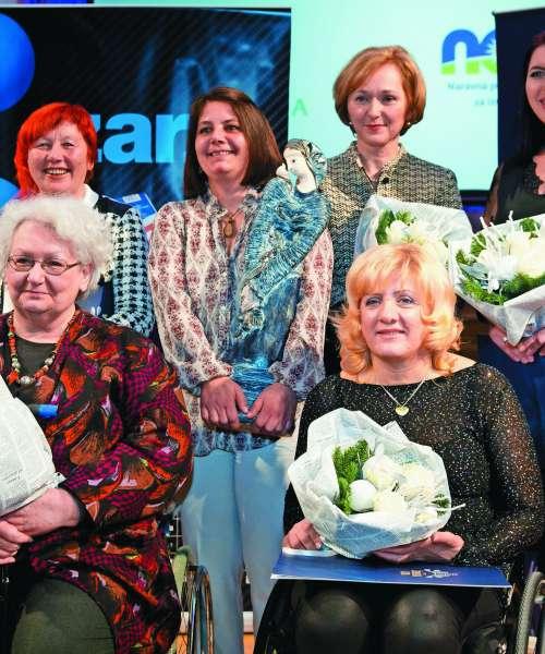 Svečana razglasitev ženske leta 2016