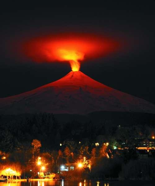 Vulkan, ki je povzročil leto brez poletja