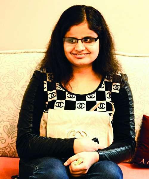Intervju spremenil življenje slepi študentki