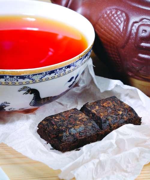 Decembrski shujševalni čaji
