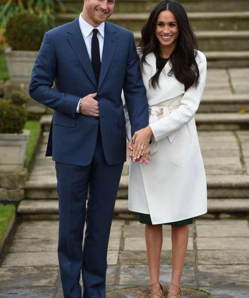 Črna princesa na britanskem dvoru?