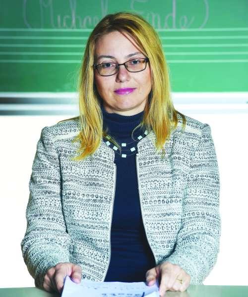 Barbara Gros, učiteljica