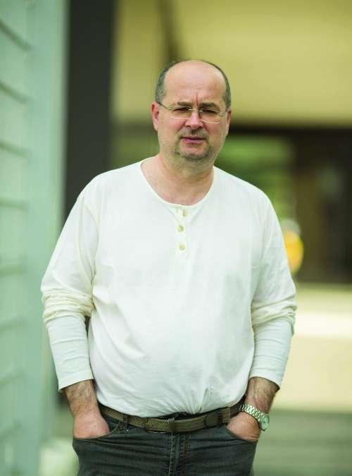 Miha Kramli, terapevt