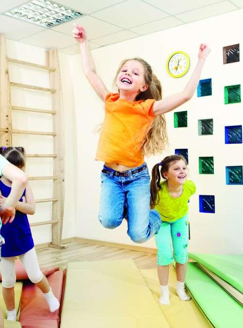 Izbira športnih aktivnosti za otroka
