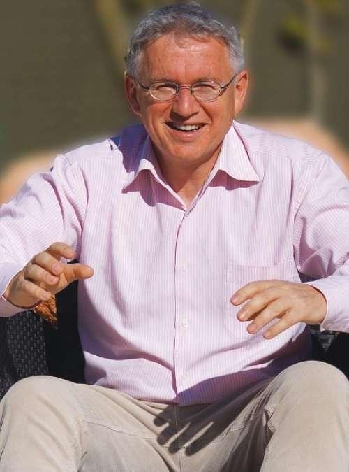 EKSKLUZIVNO: Lothar Hirneise, svetovno priznani raziskovalec raka
